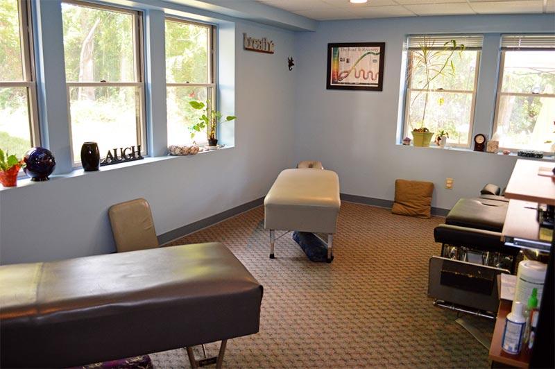 Community Practice Groton MA Adjustment Room