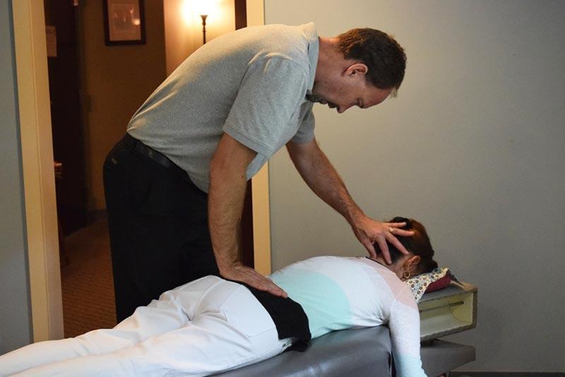 Dr. Steve Jarboe Groton MA Adjusting